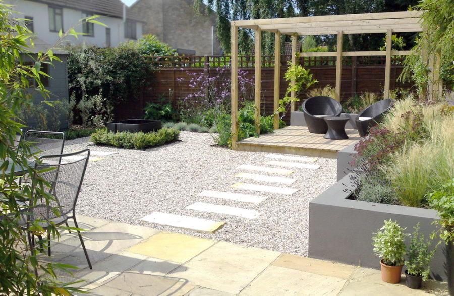 Contemporary Garden Rhoda Maw Garden Design