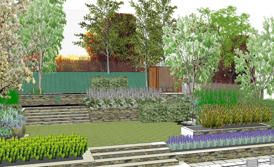 Garden Design Gerrards Cross