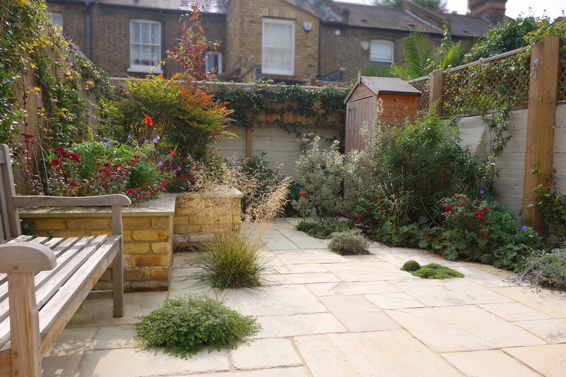 Small garden ideas London Garden