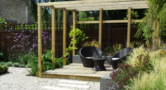 Gerrards Cross - Garden design West London