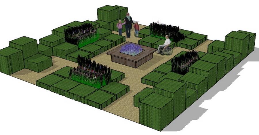 bespoke gardens by Rhoda Maw