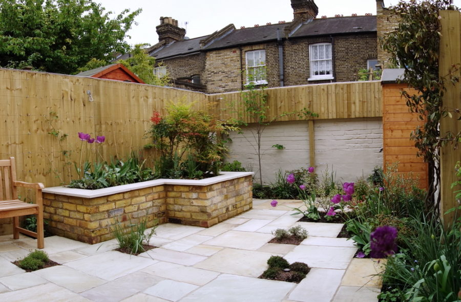 Small Garden ideas creates Much more space