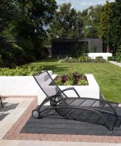 Contemporary Small garden design ideas