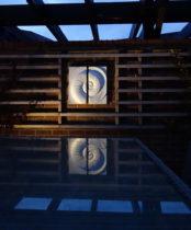 Garden Lighting in Ickenham with night lighting