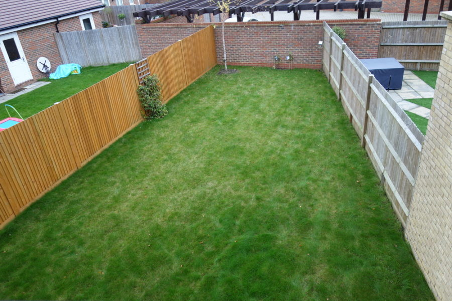 New Build Ickenham Requires Many New Garden Ideas