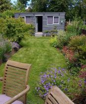 Garden Planting design-Eastcote 2018