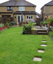 Garden planting design for Eastcote-After Rhoda Maw