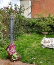 Small back garden in Uxbridge in need of a Makeover