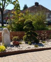 Pebble Garden After transformation by Rhoda Maw