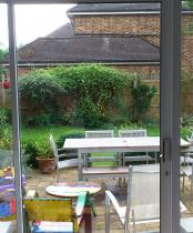 wide shallow garden- see here for redesign