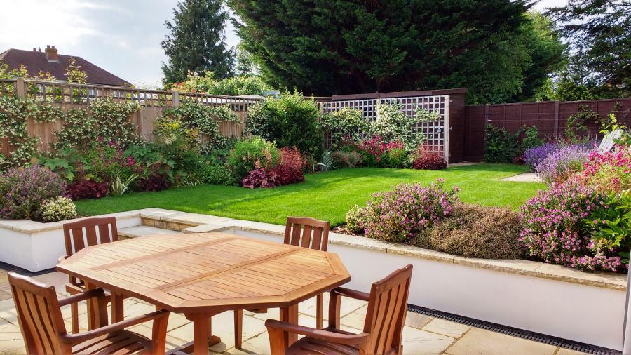 Medium garden design ideas