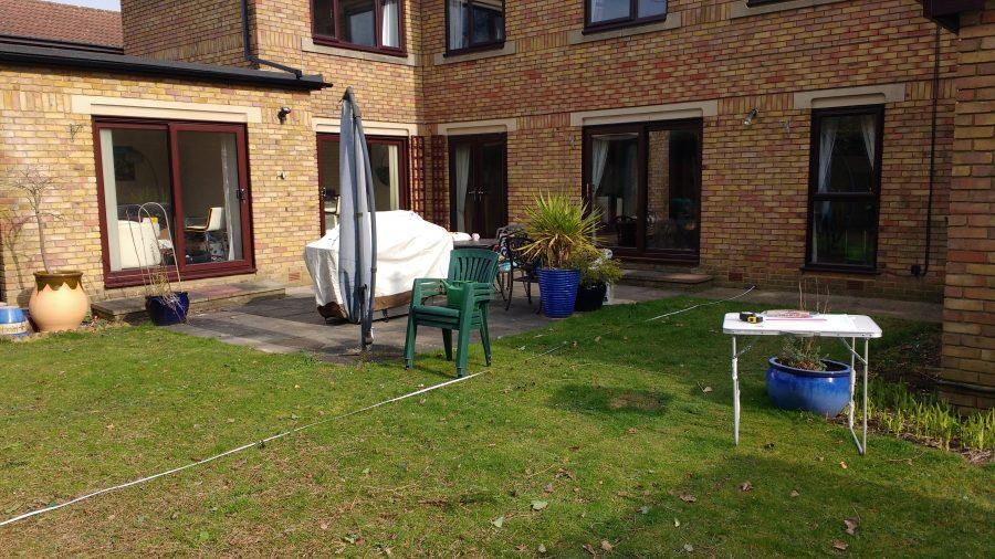 Uxbridge Garden requires Contemporary Landscaping